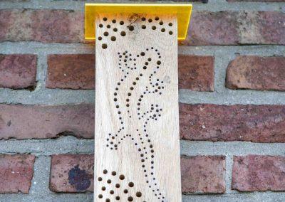 Wildbienenhotel Hausfassade Scheune rechtsWestendorf_1_klein